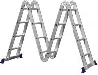 Escada Multifuncional 4x4 c/ Plataforma