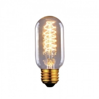 Lâmpada Filamento de Carbono T45 220V