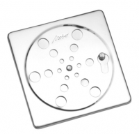 Grelha Quadrada Inox C/ Fecho 2415