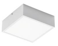 Luminária Sobr. Quadrada 2XE-27