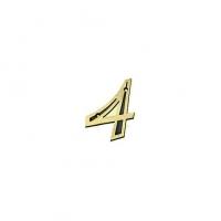 Número Dourado 4