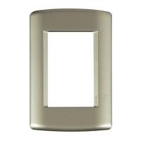 Placa 3TS Dourado - 4x2