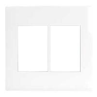 Placa p/6 Módulos c/Suporte 4x4